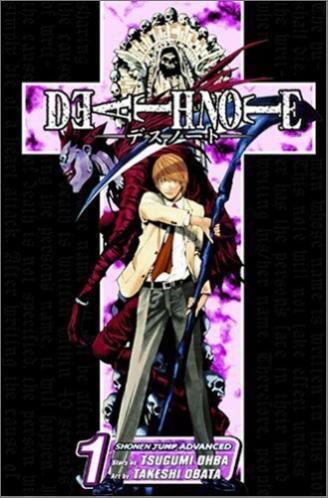 death note volume 1
