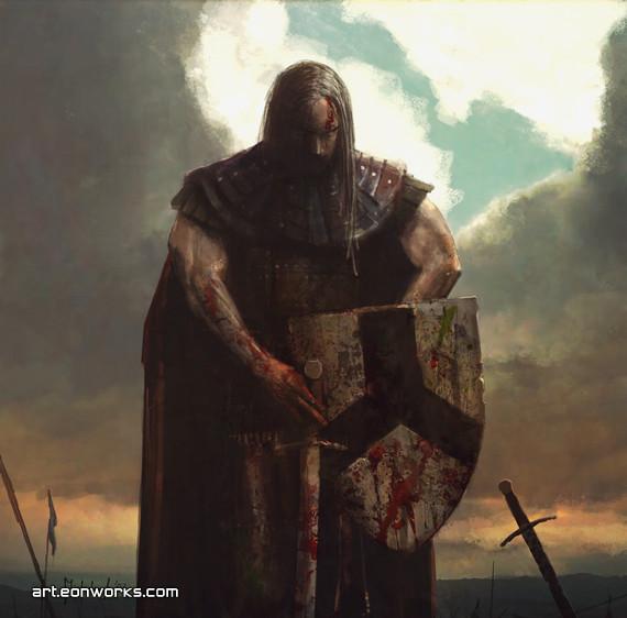 fantasy warrior 200310 SM