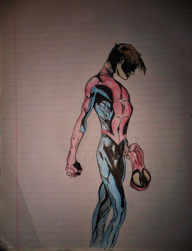 Spider Parker