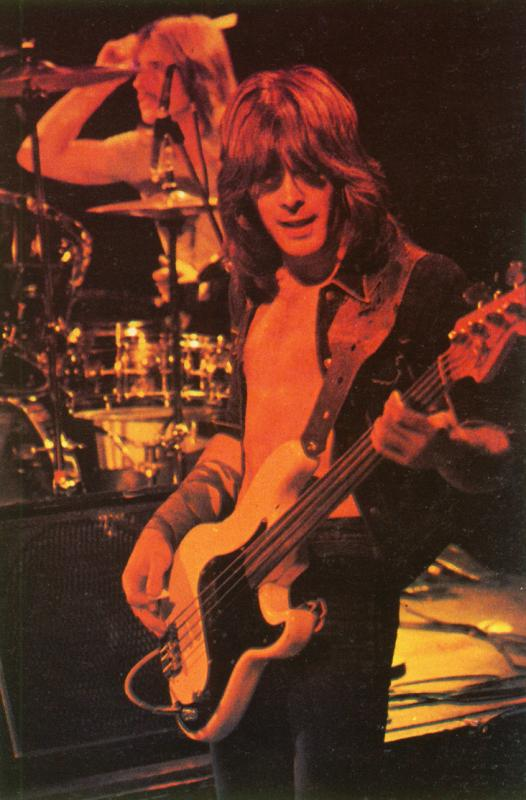 1977 ACDC CliffWilliams