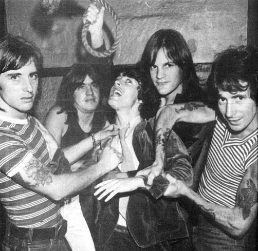 1975 ACDC Melbourne Jail 01