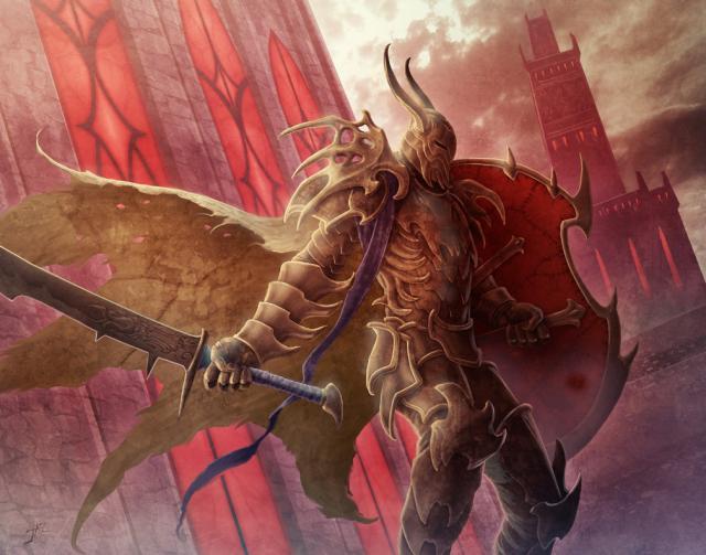 Cavaliere demoniaco