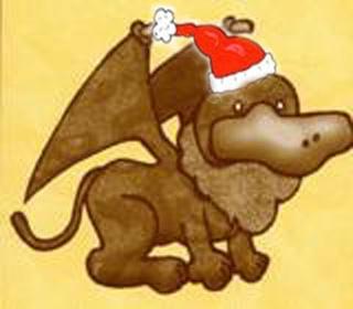 Manticorinco Babbo: è Natale.. siamo tutti più scemi... e quindi un avatar a tema (grazie a LadyKursk).