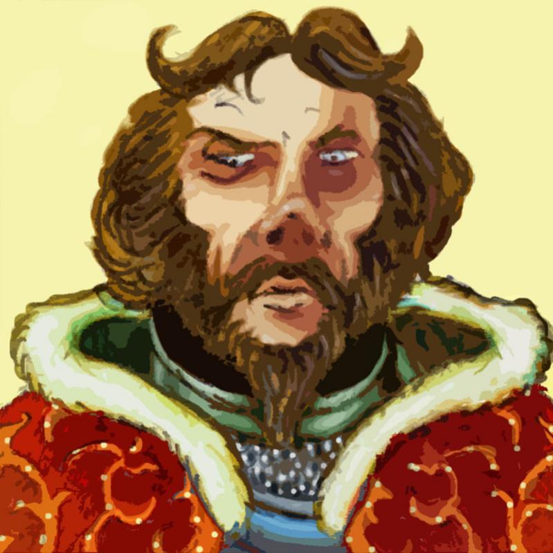 Lord Valdo Tisza, ministro di Karameikos