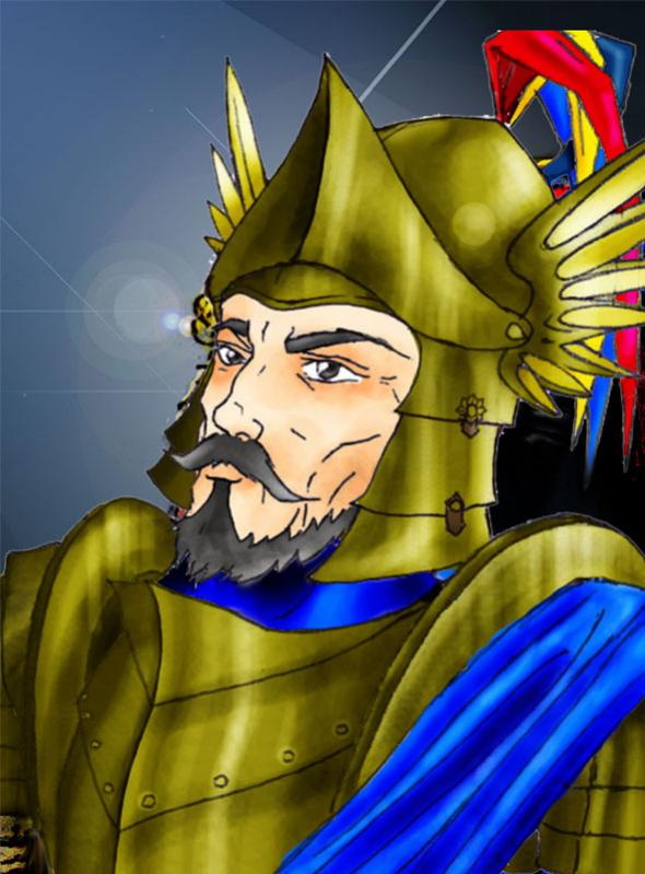 SIR BEN VULIS, il Cavaliere Fisso