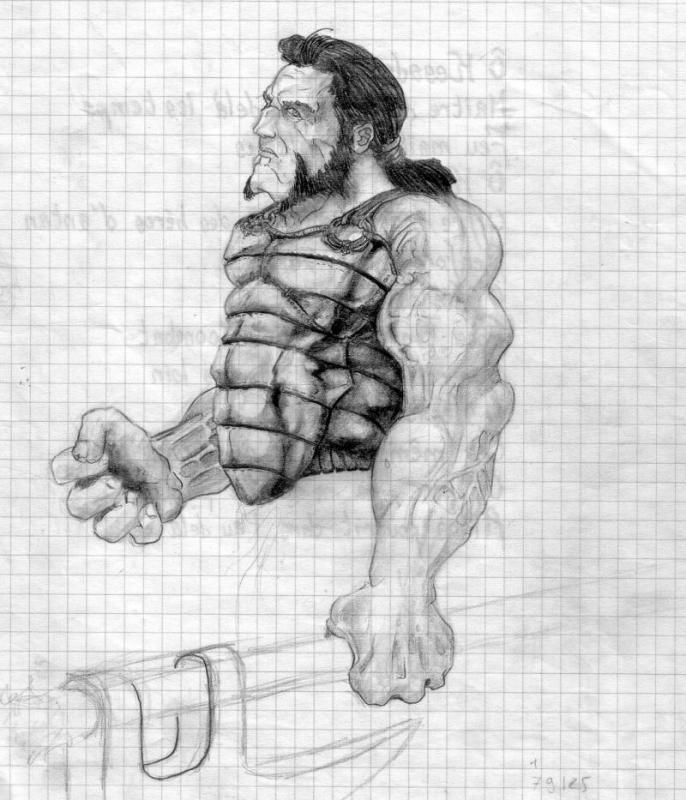Un disegno trovato su internet