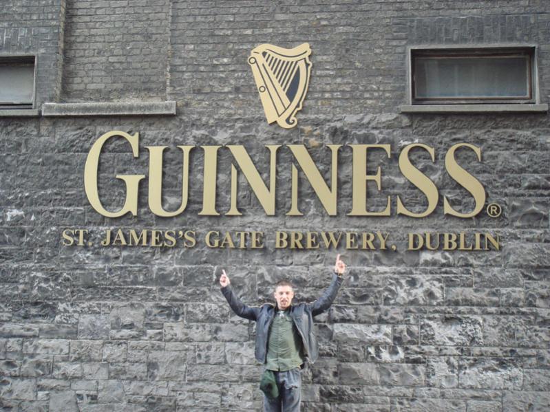 In Dublino alla fabbrica della....