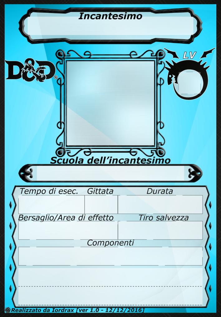 Carte D&D 5e - Incantesimo [v1.0].pdf