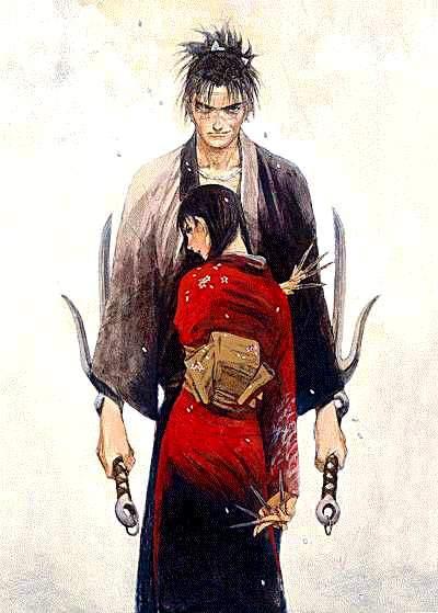 Manji l'immortale & Rin