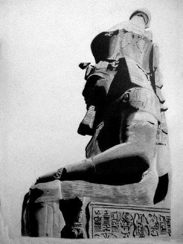 statua egizia
