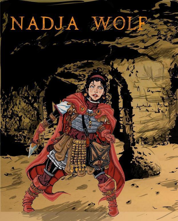 Nadja Wolf by fed44