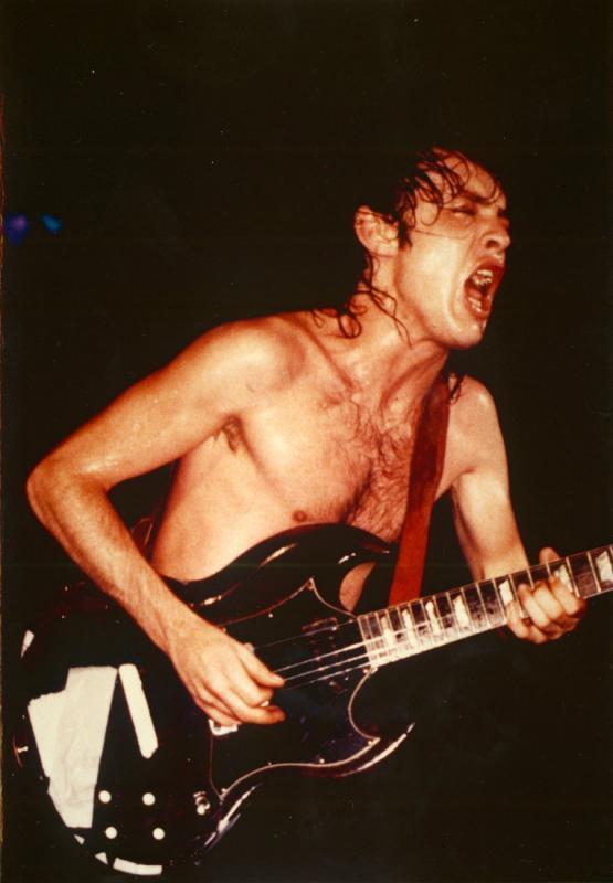 1978 ACDC AngusYoung