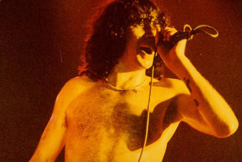 1979 ACDC BonScott