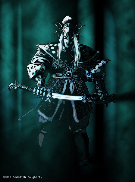 drow samurai