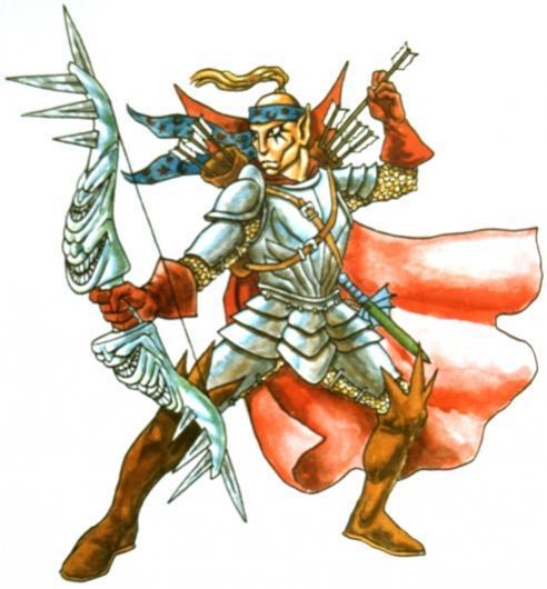 campione elfo