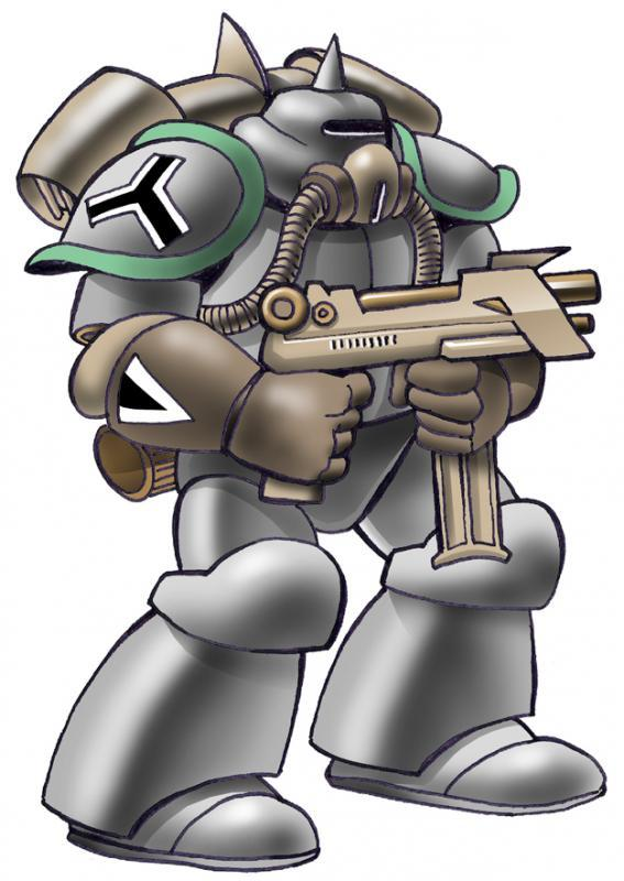germany space infantry