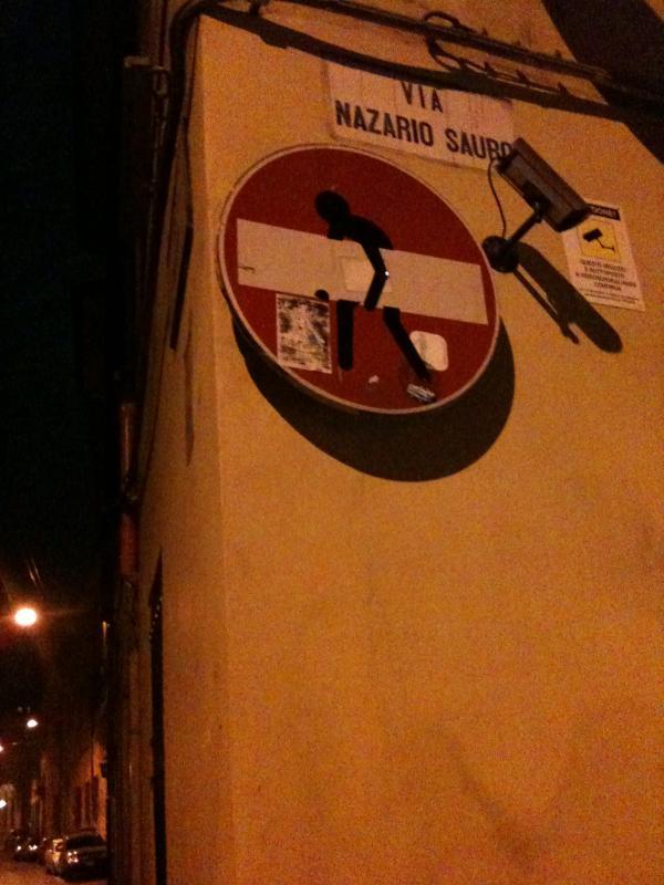 Cartello tipico Bolognese