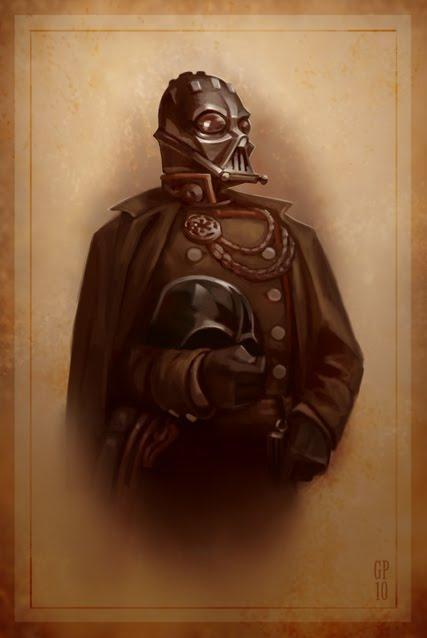 Darth Vader Steampunk