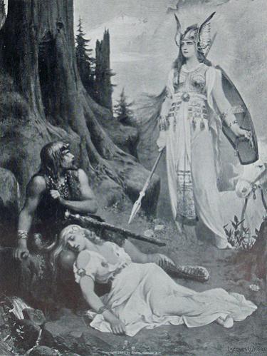 Sigfrido e Brunhilde