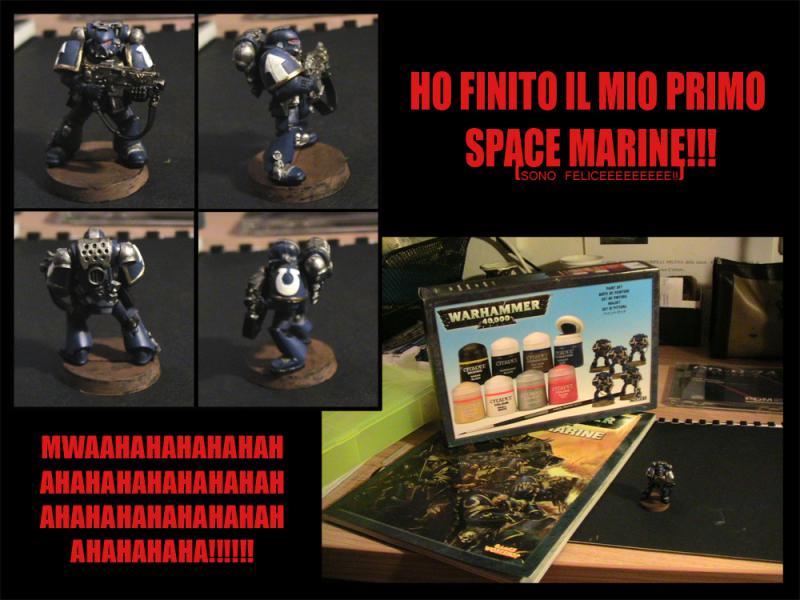 Primo Space Marine!!