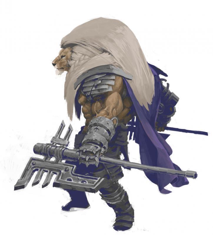 leone mannaro