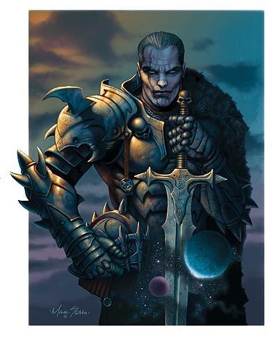guardia nera manuale dei livelli epici