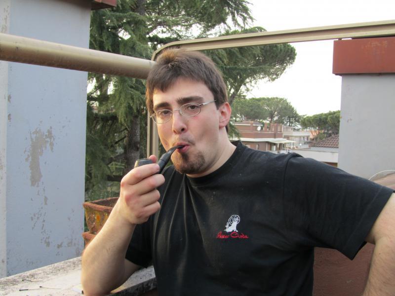 Fuma fuma!