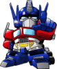 Commander (ooverro Optimos Prime) in versione SD---