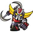Goldrake: un'altra versione SD