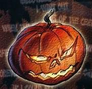 Zucca Helloween... un avatar adatto ad halloween... e musicalmente ineccepibile!