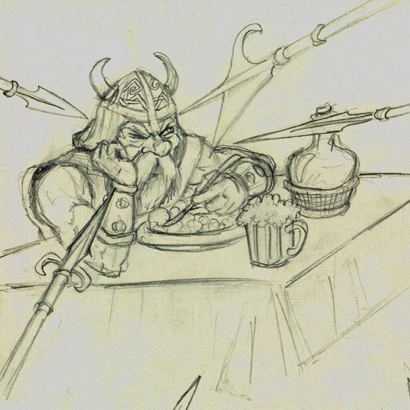 Kursk arrestato (come sempre) mentre mangia...