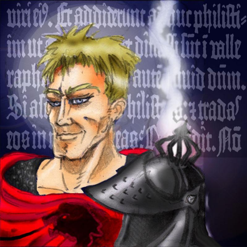SIR LUKAS Von STEIN, Cavaliere dell'Ordenstaat heldannico di Vanya