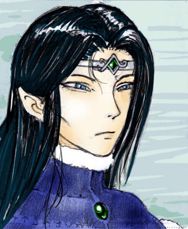 """Lanferon, Il """"Cigno Nero"""" degli elfi"""