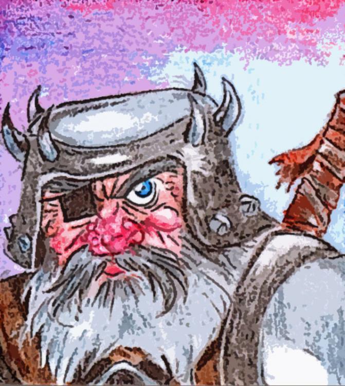 "Thorik Syrklist, ""Karodatar"" guerriero-mercante di Casadiroccia"