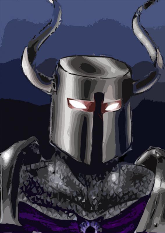FENDAZAR degli AXIRI, il cavaliere-assassino