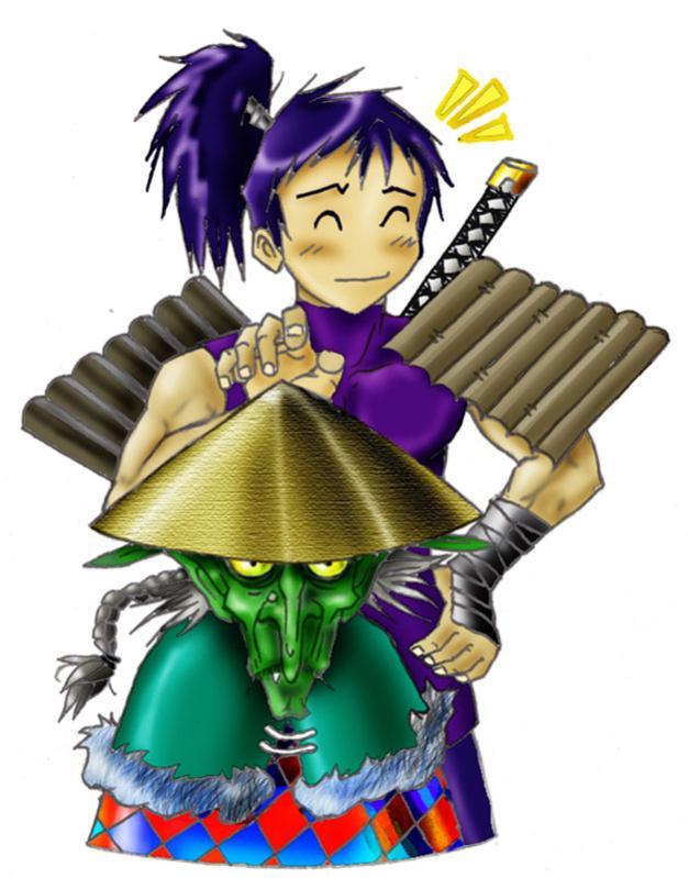 Skaska ed il suo fedele samurai (...)