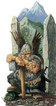 dwarf!