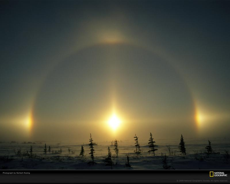 Strange polar light (grazie Kuky...)