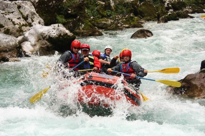 Rafting 2008 - Ultima rapida 01