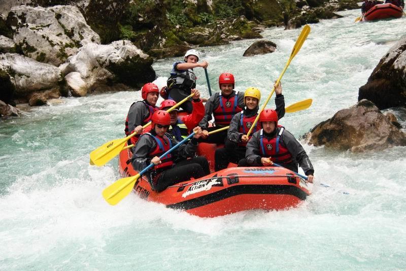 Rafting 2008 - Ultima rapida 02