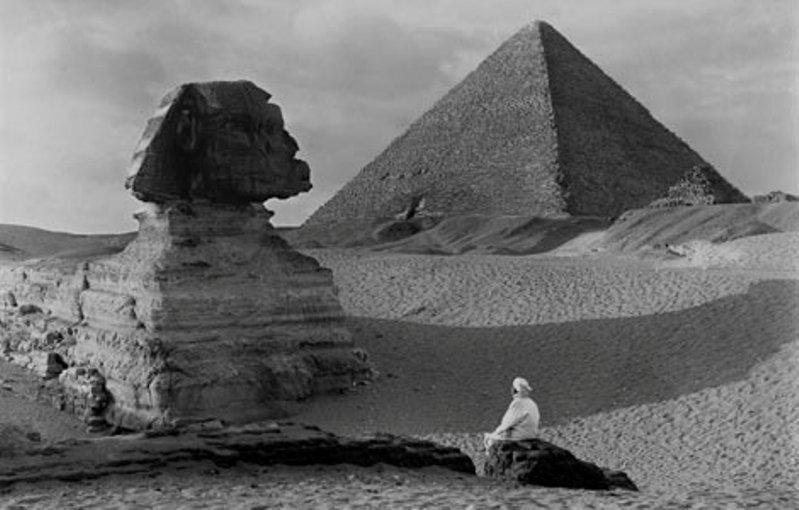 Giza 1918... sempre dal fido National geographic... un'altra foto che mi emoziona sempre!