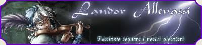 Landor Allevassi - Bardo/Fulmine