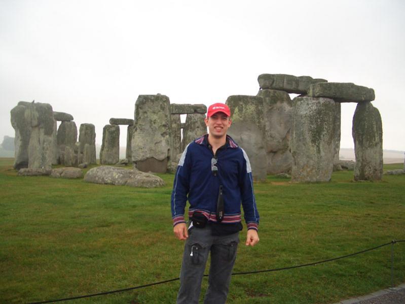 Un sogno divenuto realtà: Stonehenge