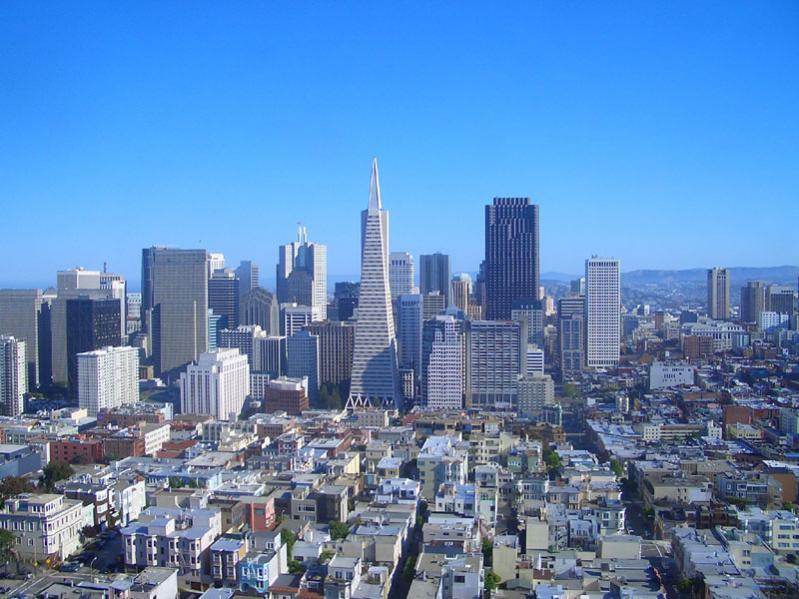 San Francisco, che spettacolo