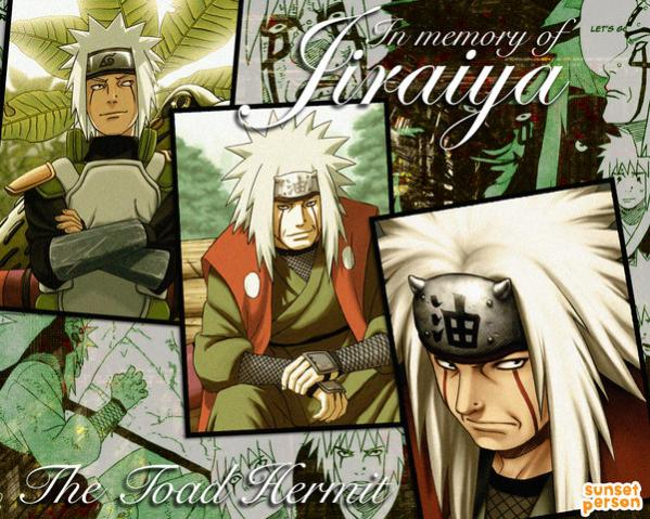 In Memory of Jiraiya