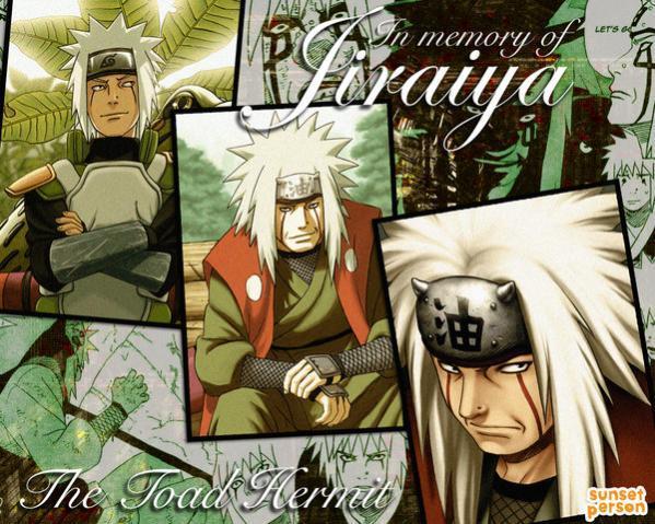 In Memory of Jiraiya