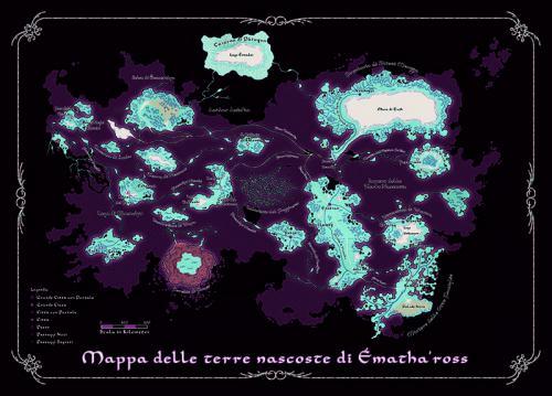 Screenshot for Mappa delle Terre Nascoste