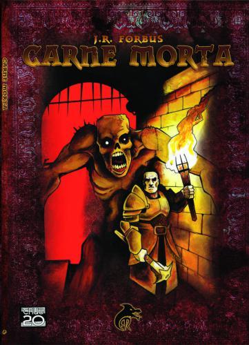 Screenshot for Carne Morta, avventura LNE e-book