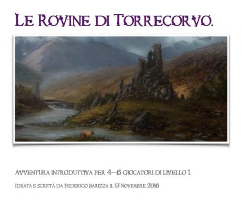 Le Rovine di Torrecorvo