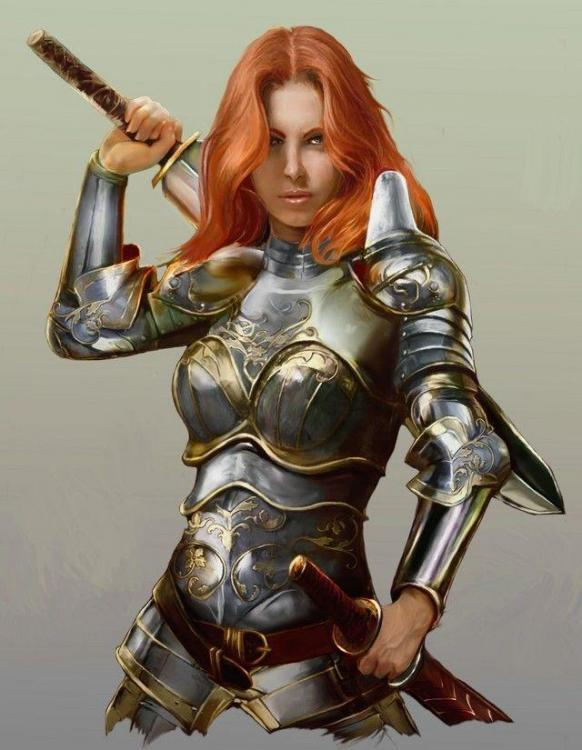 "Lady kalera vender ""la dama d'acciaio"".jpg"